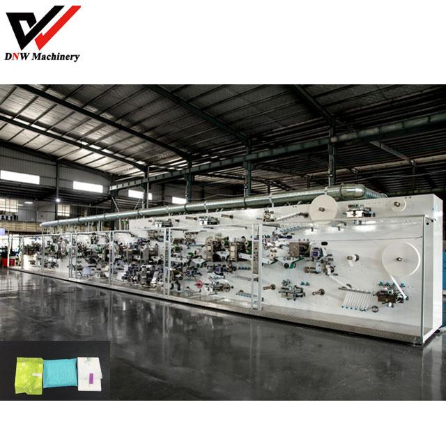 China DNW Diaper Machine Manufacturer Co., Ltd
