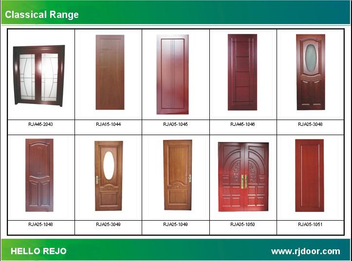 Solid Core Veneer Door