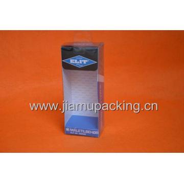 clear plastic folding box Clear Folding Box