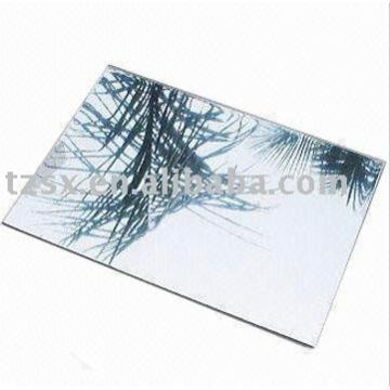 Mirror faced Aluminum Composite Panels-YY9005