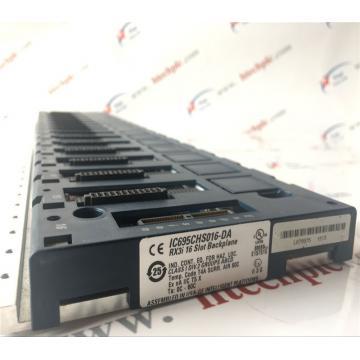 GE IC697ACC801