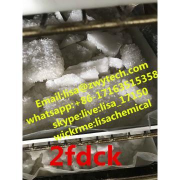 online sale 2fdck white clear crystal 2f-dck rock,fdck crystal dck crystal
