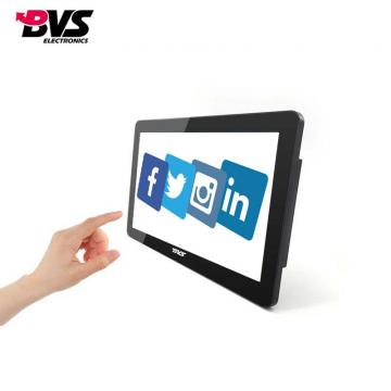 LCD display 1920*1080 advertising panel pc support android 4.4 5.1 6.0