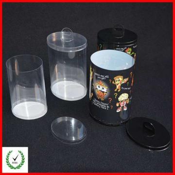 Plastic Oval Box