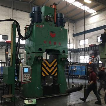 C88K-63 Electro Hydraulic Die Forging Hammer Serve in Turkey for Automobile Patrs Forging