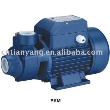 Peripheral series pump