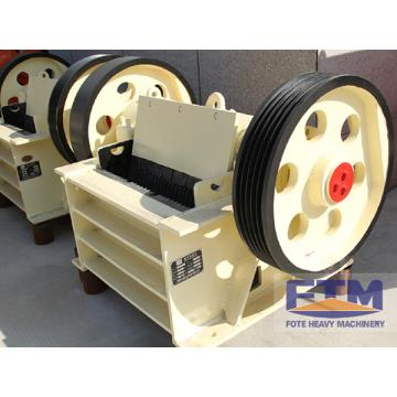 Big Capacity Jaw Crushers