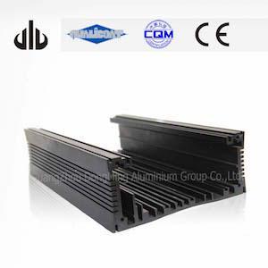 OEM ODM 6063 Alloy Aluminium Extrusion Products
