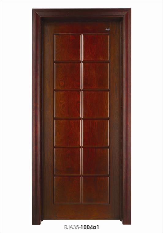 Door door wooden door interior door wood door sliding for Solid wood flush door