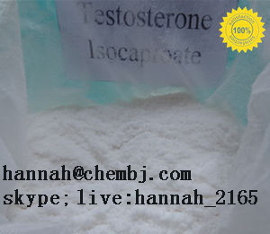 Test Isocap and 98% Testostero CAS: 15262-86-9