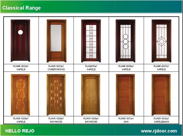 Glass Door Insert Doorwooden Doorflush Doorinterior Door