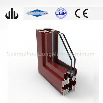 Aluminium Extrusion Profiles for Windows and Doors