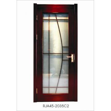 glass door insert door wooden door flush door interior