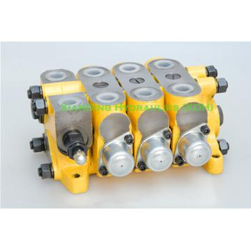DL hydraulic multiple control valve