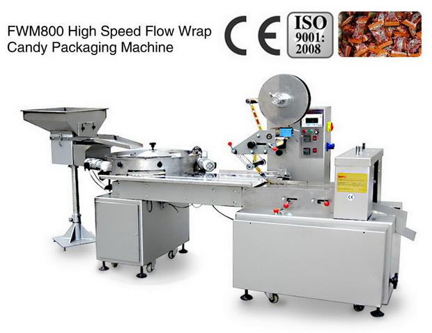 chocolate wrapper machine