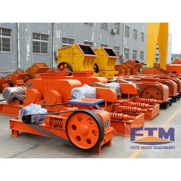 Small Size Double Roll Crushers