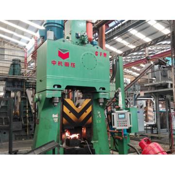 C88K-25 Programmable Control Hydarulic Die Forging Hammer  in Philippines