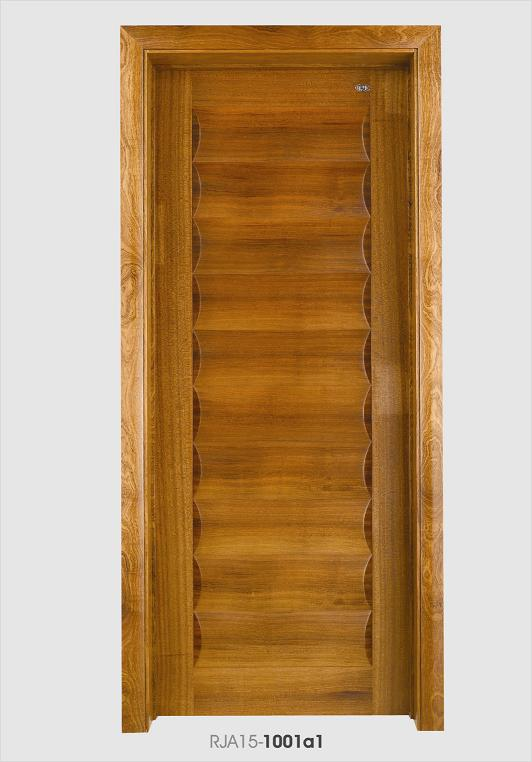 Solid wooden door door wooden door interior door wood for Solid wood interior doors