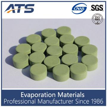 Indium Tin Oxide ITO Sinter Tablet 99.99%