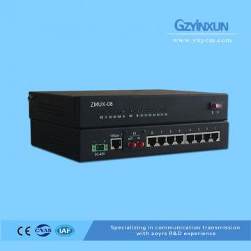 4 channle Mini PCM Multiplexer