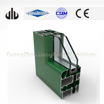 High Quality Aluminium Extrusion for Window and Door System