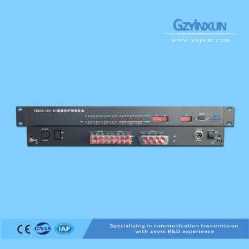 E1 Protection Switching(Failover)Equipment-ZMUX-124
