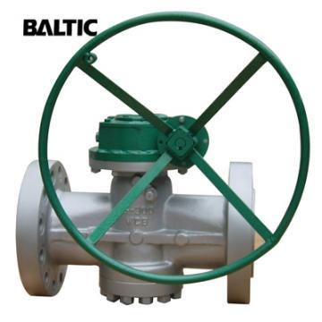 Pressure Balanced Plug Valves
