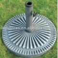 cast iron umbrella base