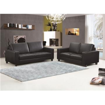Armchair corner seat leather modern style living room home furniture