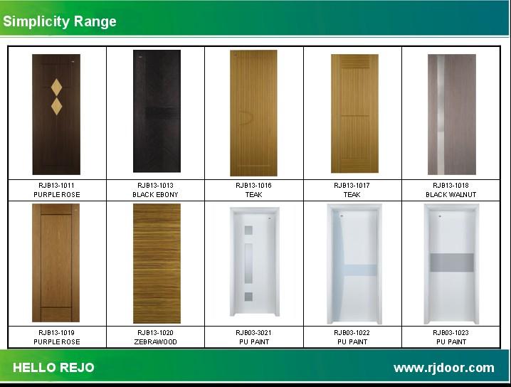 veneer door  sc 1 st  Zhejiang Rejo Doors Industrial Co. Ltd. - TZMFG.COM & veneer door - doorwooden doorflush doorinterior doorsliding door ...