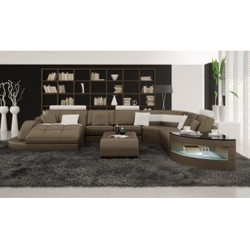 New Model corner sofa adjustable backrest simple sectional living room sofa