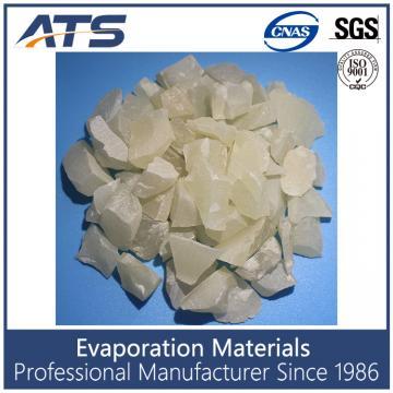 Zinc Sulfide ZnS crystal granule price