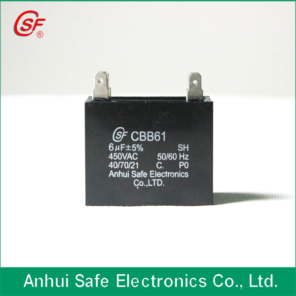 Ac Motor Capacitor For Table Fan Use Table Fan Capacitor