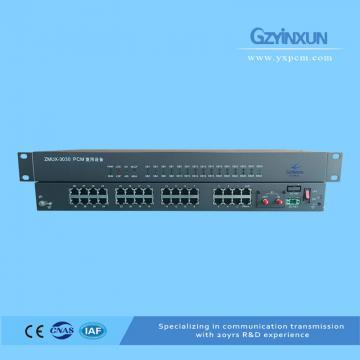 PCM integrated multiplexing-ZMUX-3030