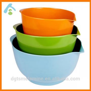 melamine mixing bowl set Melamine Mixing Bowls