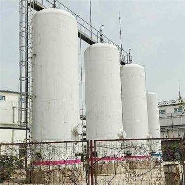 Vertical Cylindrical Hydrogen Storage Tank