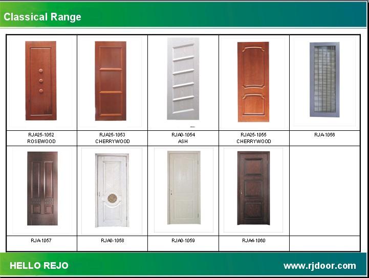 Composite Wood Door Door Wooden Door Flush Door Room