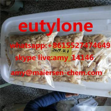 Brown eutylone Crystal Pure Research Chemicals Powder 99.5% Purity