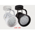 9w 12w 15w 18w LED Ceiling Track Lighting