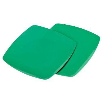 Quadrate Plate