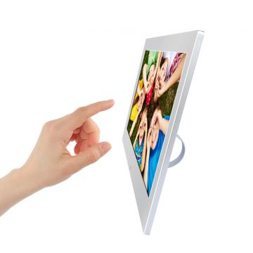 wholesale price android advertising display 1920*1080 pixel 15.6 inch with VGA and HMDI output
