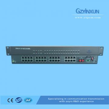 Fiber Optic Multiplexer-ZMUX-32