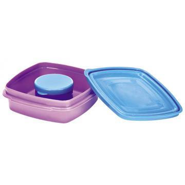 Quadrate Box(Round Heart)