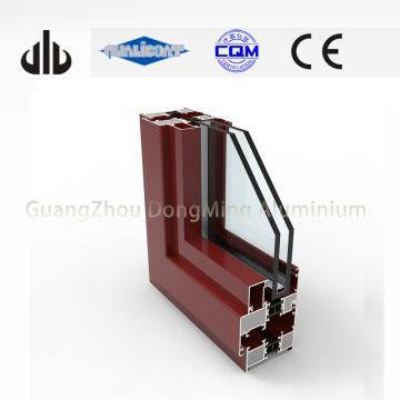 Aluminium Extrusion Profiles for Windows and Doors