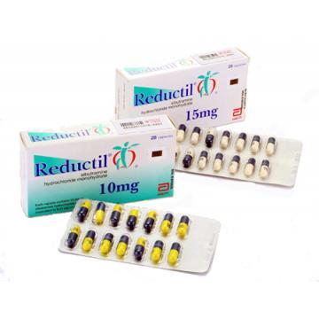 Reductil (Sibutramine) 15 mg 28pills