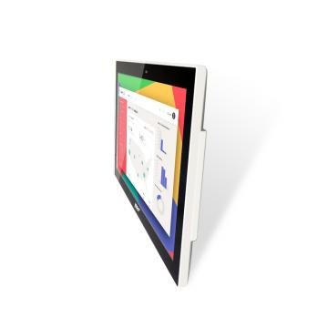 18.5 inch full HD touch screen pc with POE and wifi bluetooth for industrial display