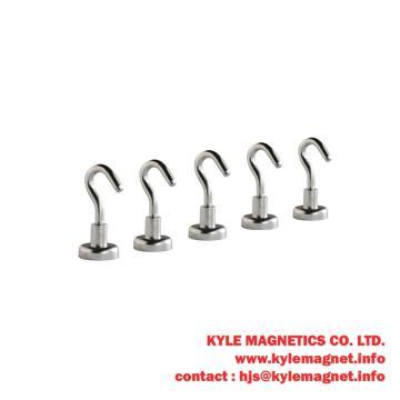 Hook Magnet NdFeB