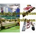 Air pads for moving equipment picture
