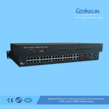 1 Fiber+1 E1 back up protection multiplexer